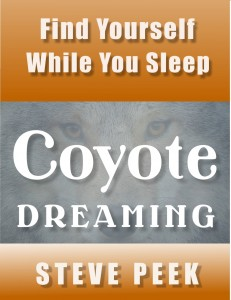 Dreaming with Coyote Cover  Coyote Eyes 05-17-13